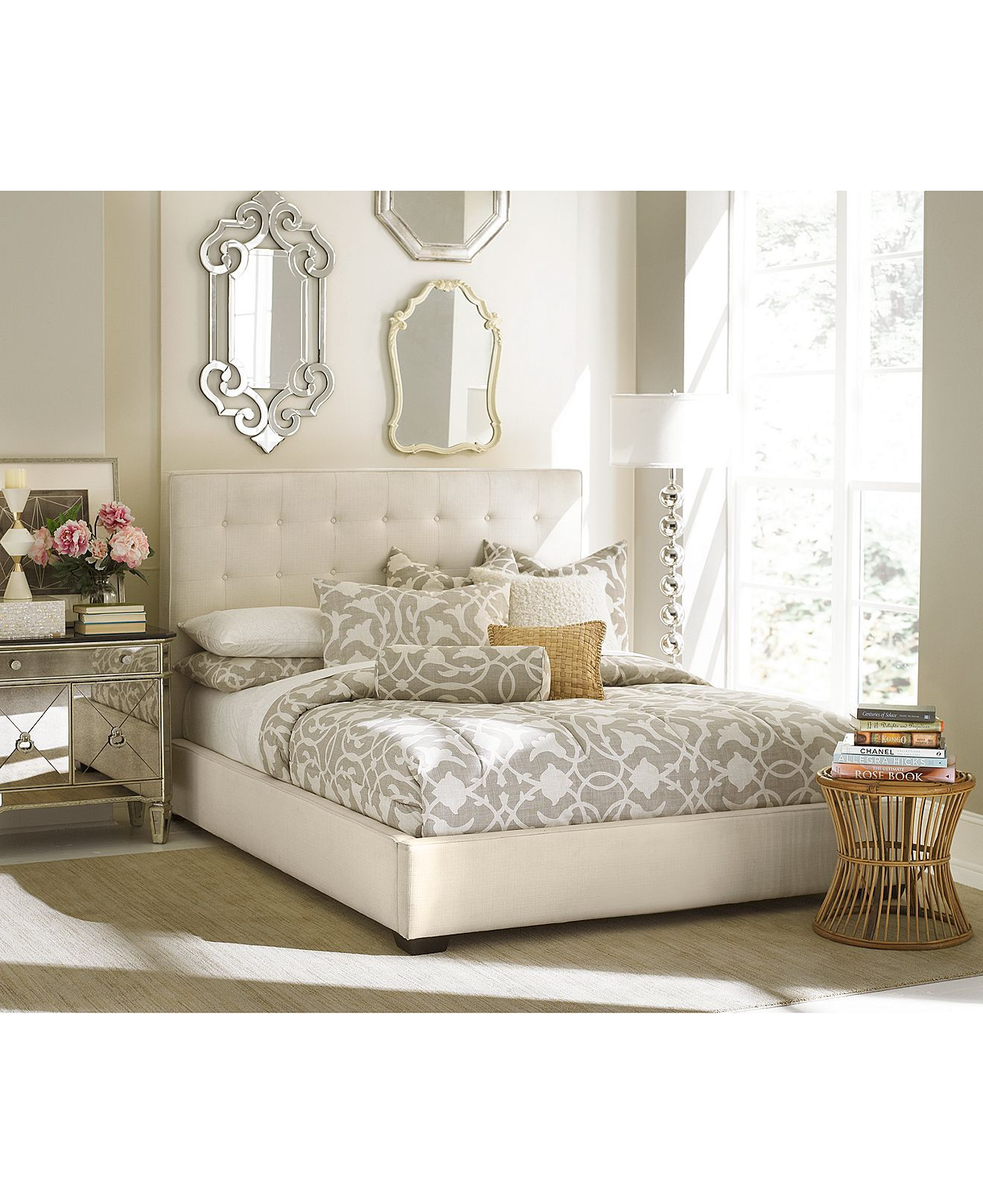 manhattan bedroom furniture collection created for macy s bedroom rh pinterest com
