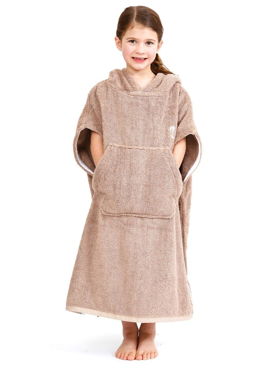 023287eb6b ... Beach Robes for Children by Terry Rich. Super warm children's surf  poncho and swimming changer. Super warm towelling.