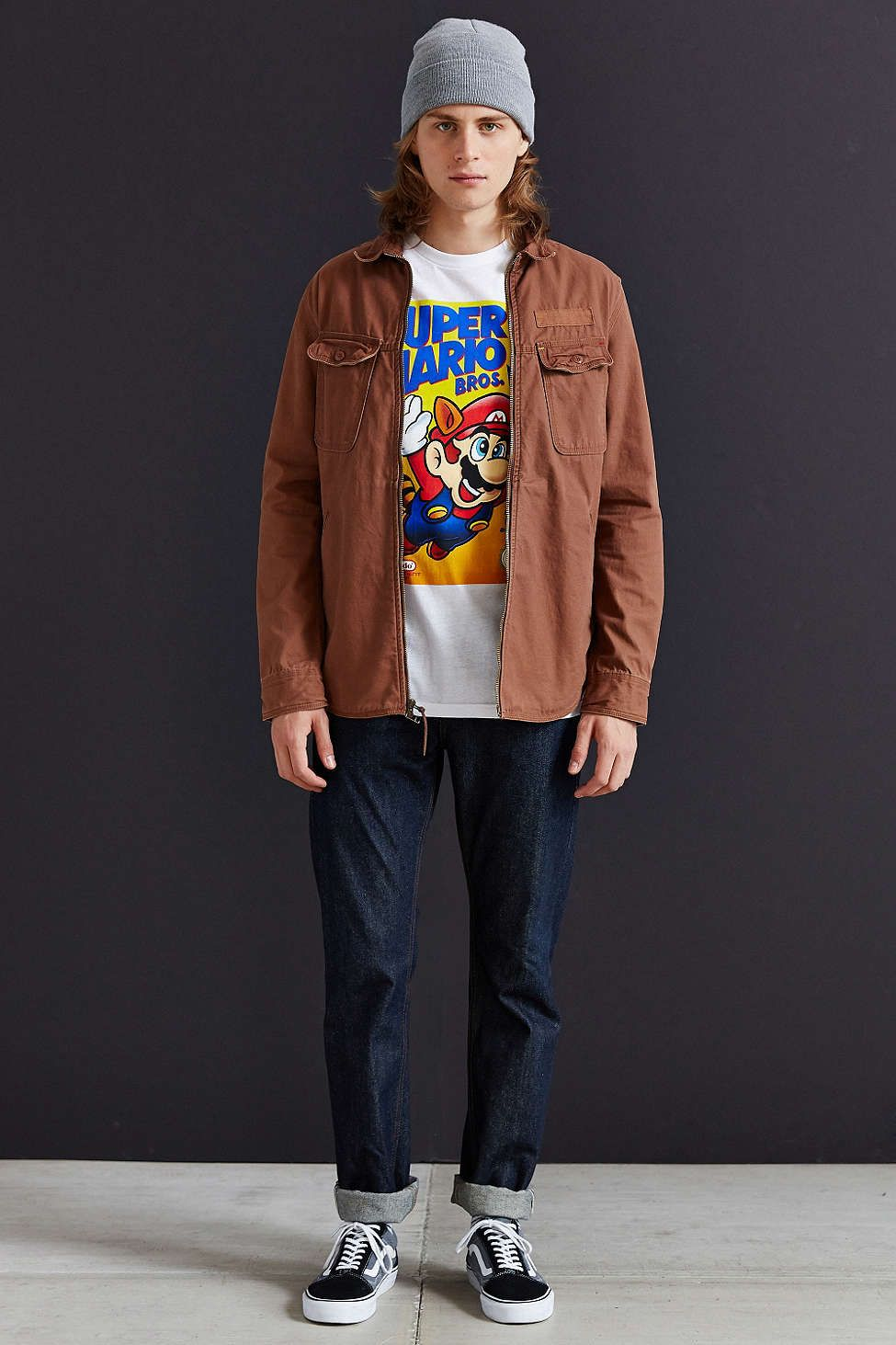 Super Mario 3 Tee - Urban Outfitters