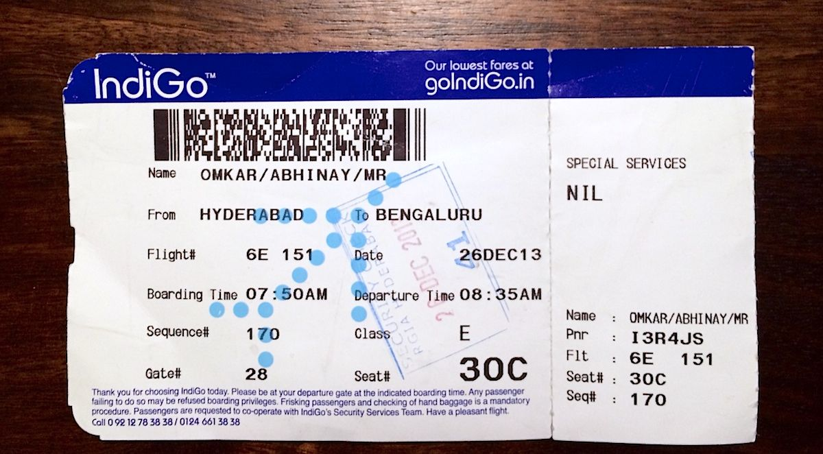 Pin By Hari On Indigo Pinterest Boarding Pass Indigo And Dehradun