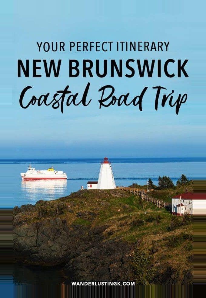 #5day #brunswick #coastal #itinerary #perfect #Road