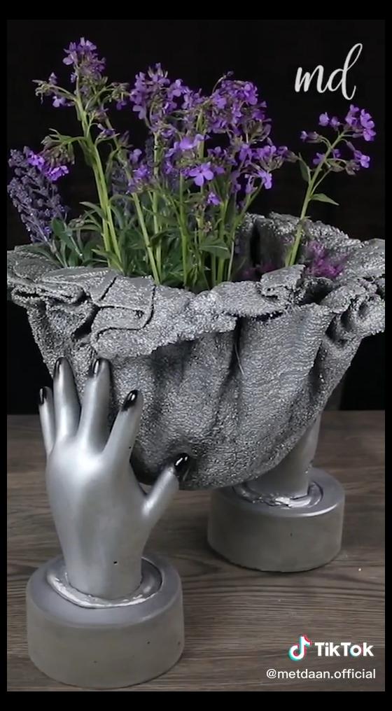 cement crafts video ideas