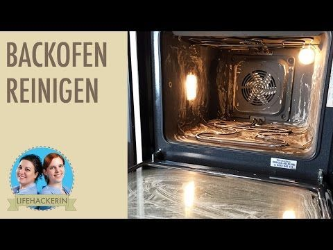 backofen mit backpulver putzen einfach g nstig reinigungs hack youtube haushalt. Black Bedroom Furniture Sets. Home Design Ideas