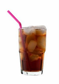 New study shows soda increases fat in the stomach! read more about the study