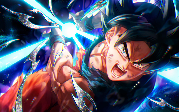 Download Wallpapers Dragon Ball Super Vegetto 4k