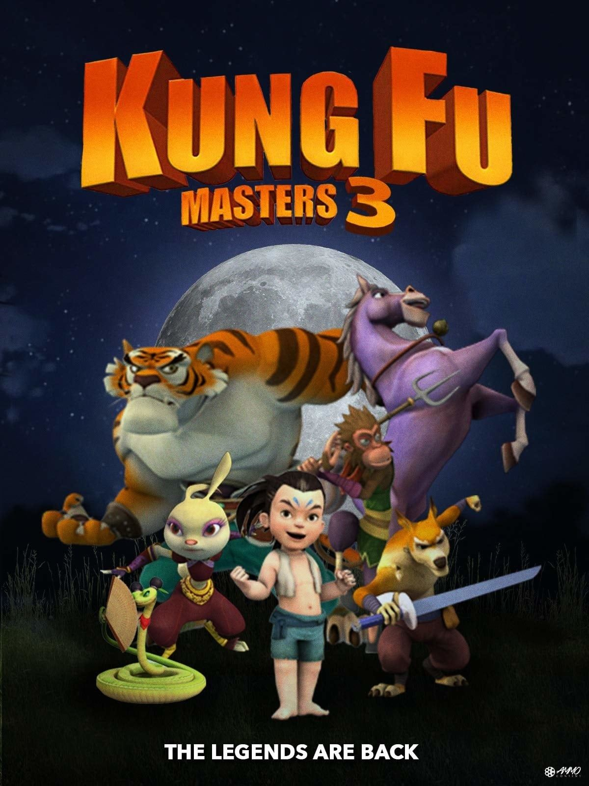 Nonton Movie Kung Fu Masters 3 Subtitle Indonesia