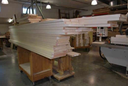 Roofs, Walls, Joists, Floors, Ceilings, Doors, Windows, Dividers - Windows Fences