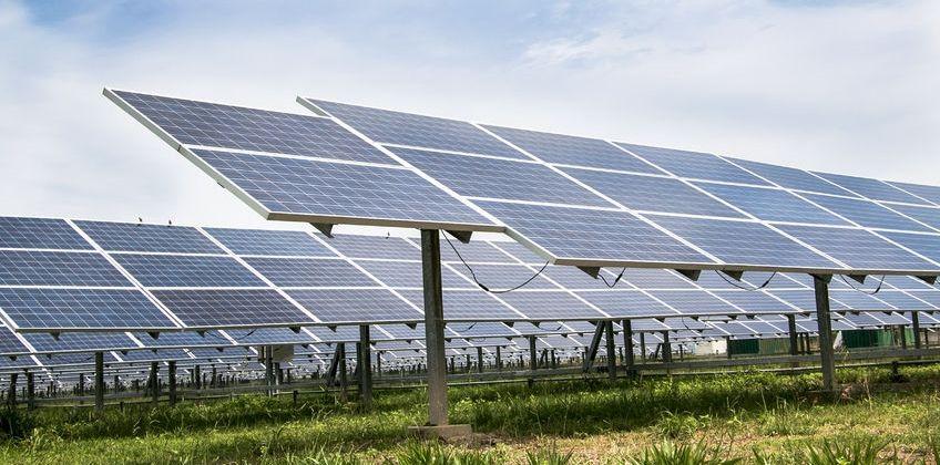 Build a Solar Farm and Farm the Infertile Lands Solar