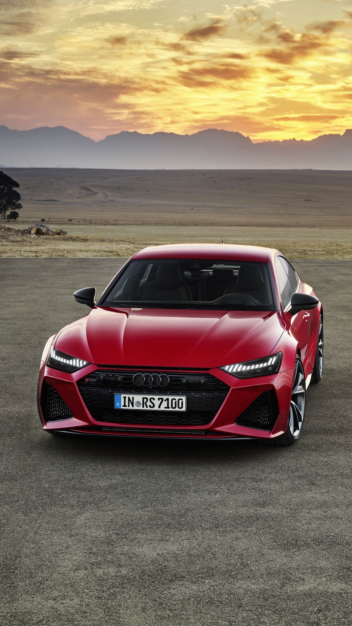 1440x2560 Luxury Sedan Off Road Audi Rs7 Wallpaper With Images