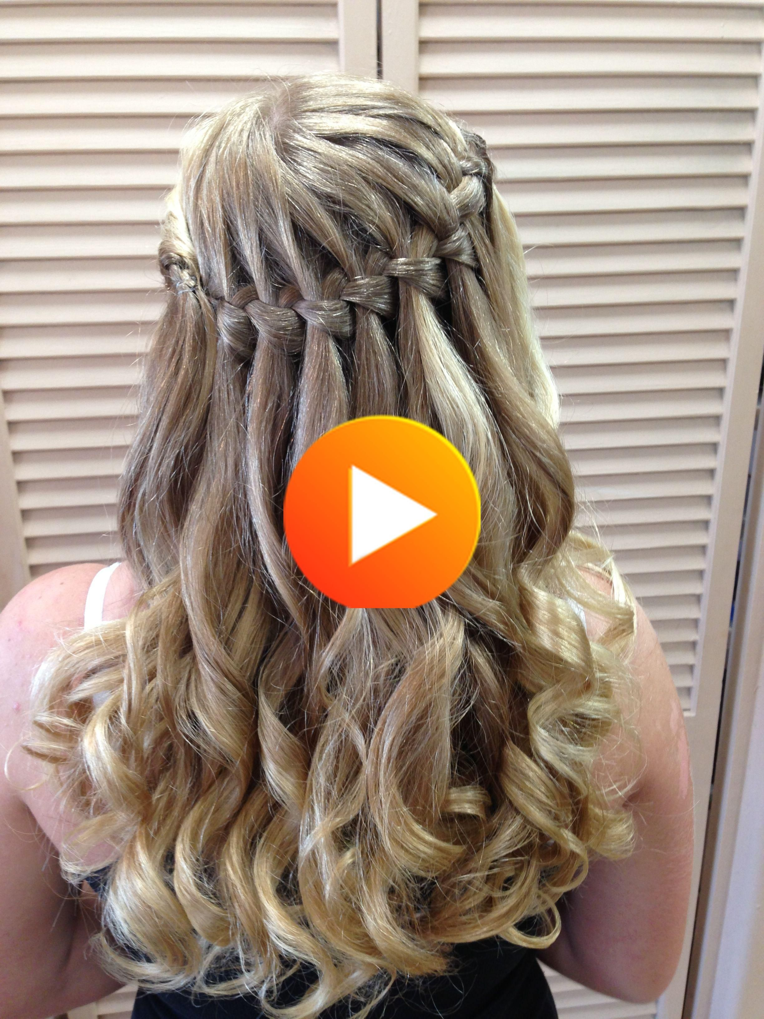 Cute Hairstyles For 8th Grade Dance For Dances In 2020 Hair Styles Graduation Hairstyles Dance Hairstyles