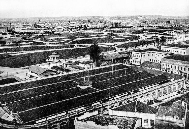 Antigo Mercado Municipal, 1922