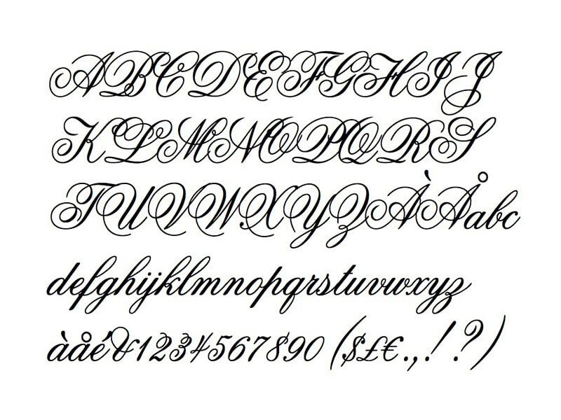 edwardian script bold font free download