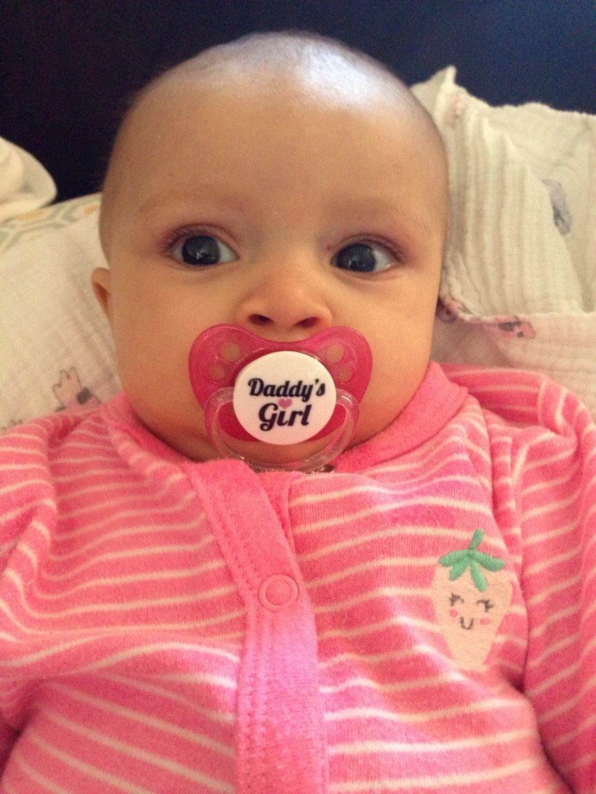 baby girl daddys girl half indian half white cute baby
