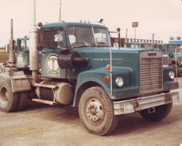 1970 S White Western Star Western Star Trucks Big Trucks White