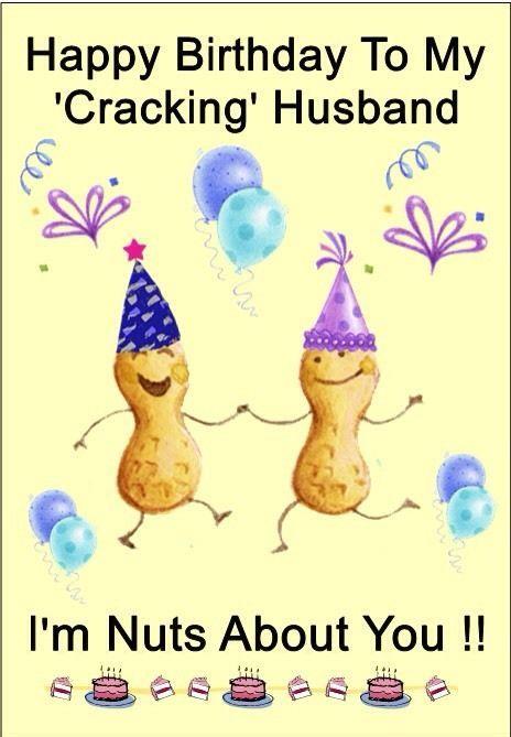 Personalised Birthday Card For Wife Husband Boyfriend Girlfriend