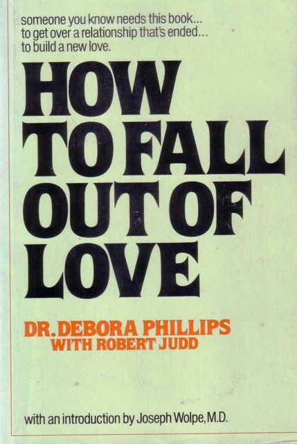 how to fall out of love with a married man
