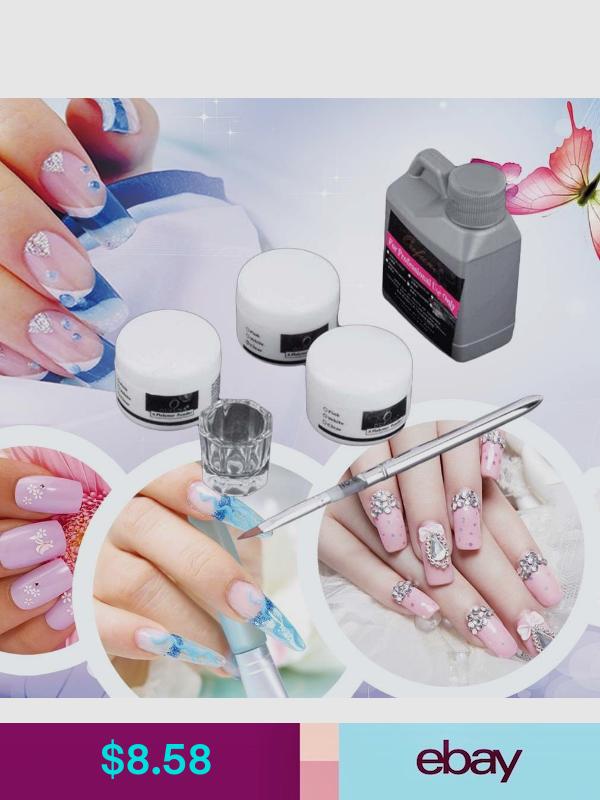 Nail Art Pens Brushes Ebay Health Beauty Nail Art Tool Kit Nail Art Kit Nail Art Tools