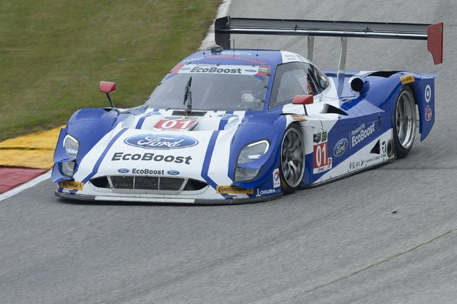 IMSA: Ganassi Ford EcoBoost DP Snatches Road America Pole. Road RacingSports  Car ...
