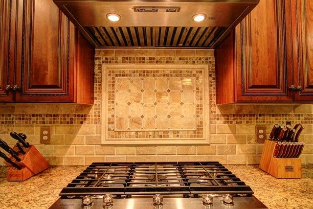 Kitchen Backsplash Tile Harriet Bone
