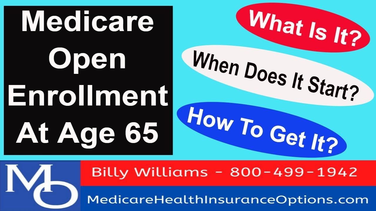 Pin On Age 65 Medicare Open Enrollment