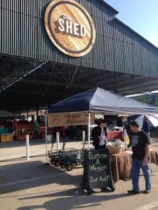 Dallas farmer's markets