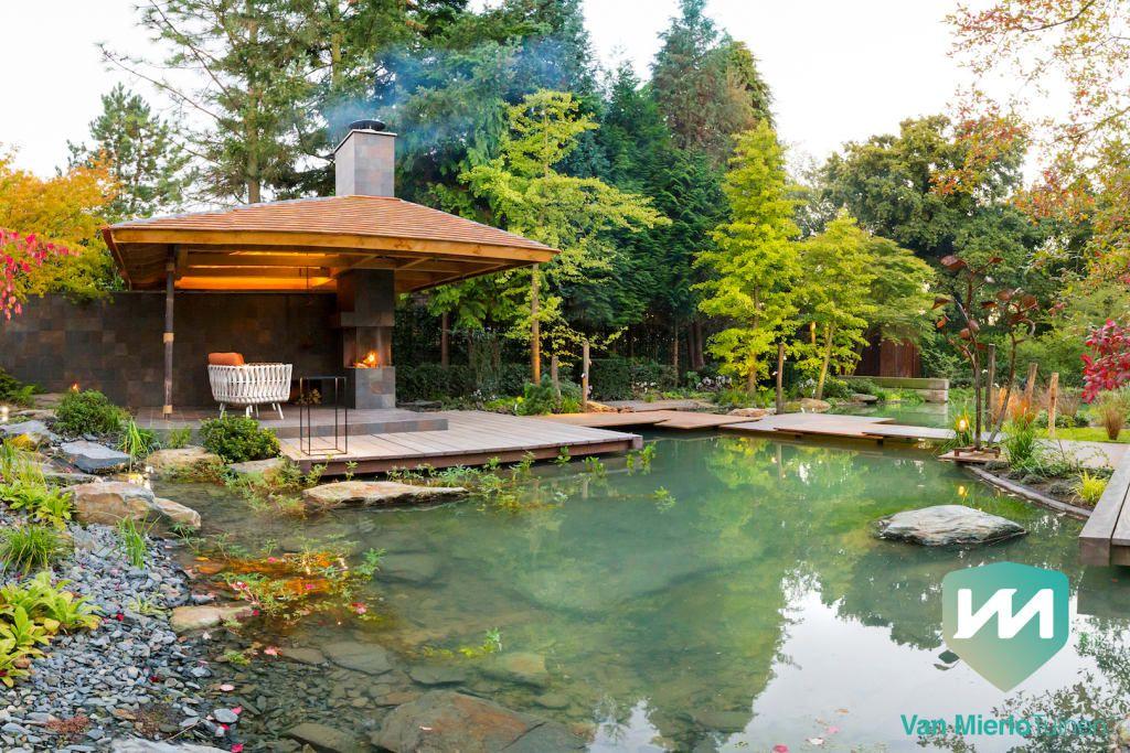 Jardins asiáticos por van mierlo tuinen amazing water