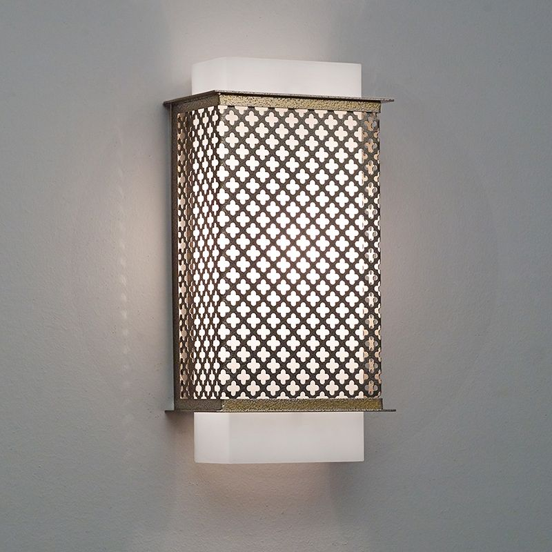 Let there be light. Clarus 14321 w our Cloverleaf