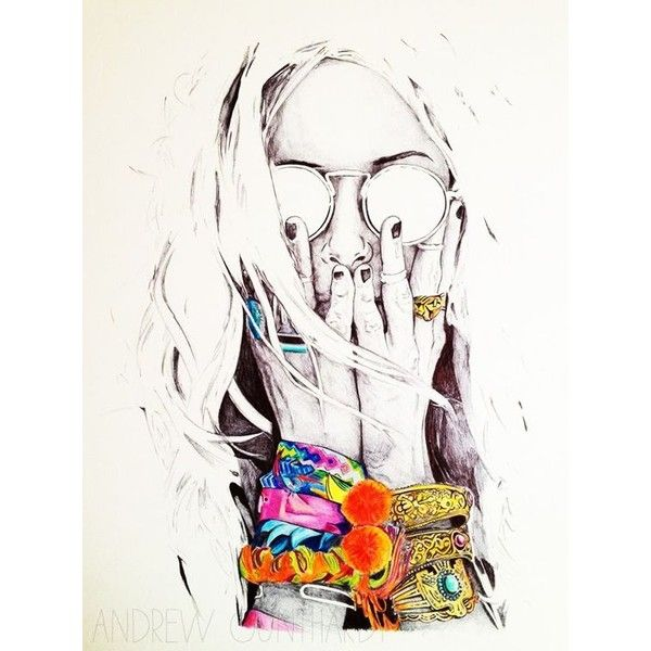Andys art ❤ liked on polyvore featuring home home decor and wall art · hipster wallpapergirl