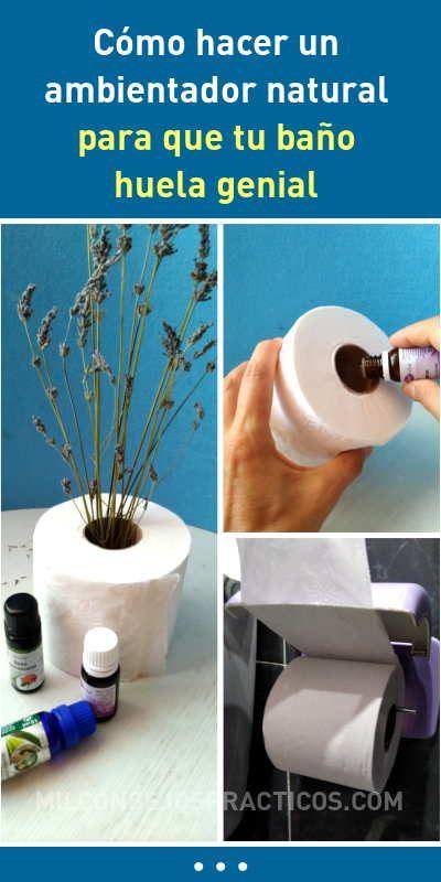 C mo hacer un ambientador natural para que tu ba o huela - Como hacer un ambientador natural para la casa ...
