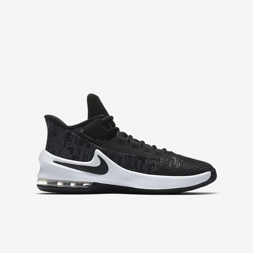 Hecho para recordar Importancia Complaciente  Nike Air Max Infuriate II Mid Little/Bid Kids' Basketball Shoe | Kids  basketball, Nike air max, Nike