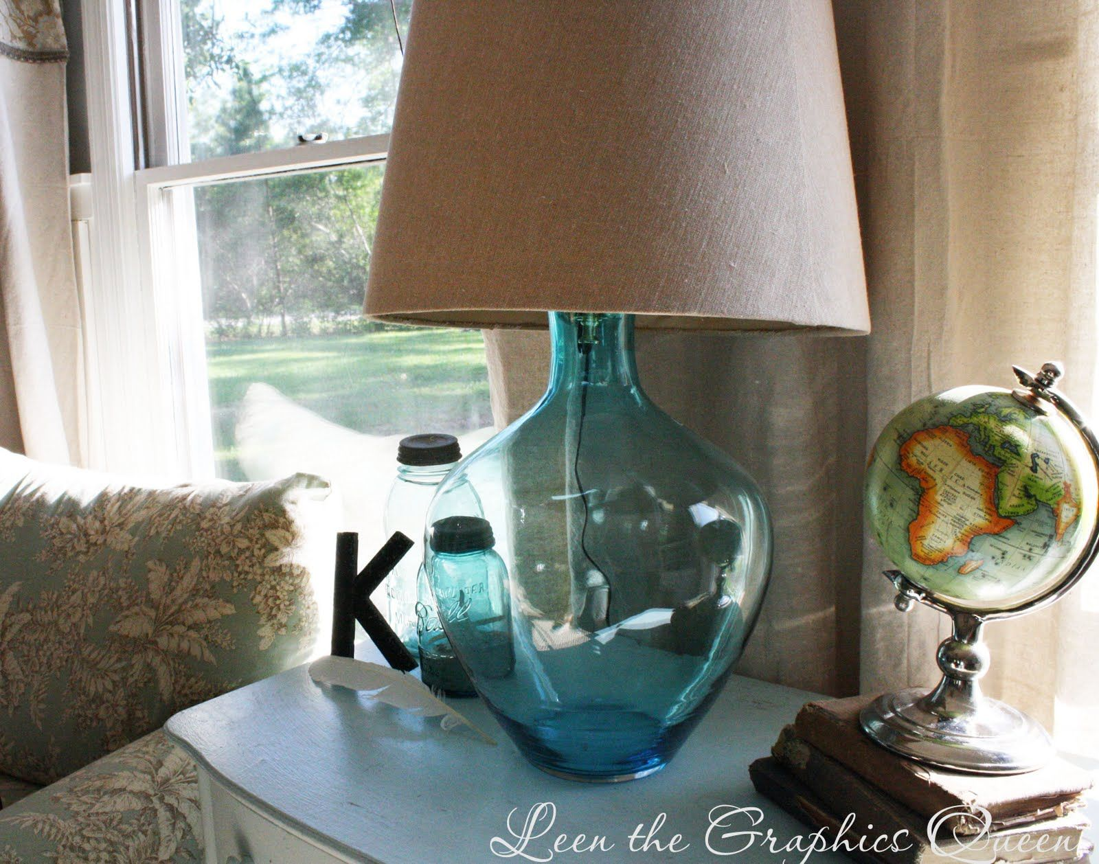 Pottery Barn Knock Off Lamp Homemade Lamps Pottery Barn