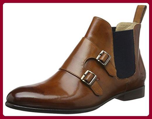 watch 6f054 44a84 Melvin & Hamilton Damen Sally 27 Chelsea Boots, Beige (Crust ...