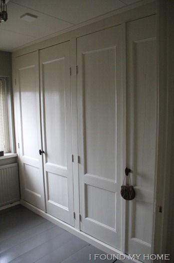 Kastdeuren Van Ikea.Could We Not Build Closets Right In Rather Than Using Ikea Wardrobes
