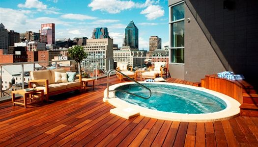 Perfect Boutique Hotel In Montreal Le Crystal