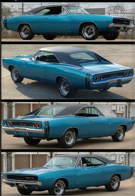 Pin By C On Muscle Cars Dodge Charger 1968 Dodge Charger Classic Cars Muscle