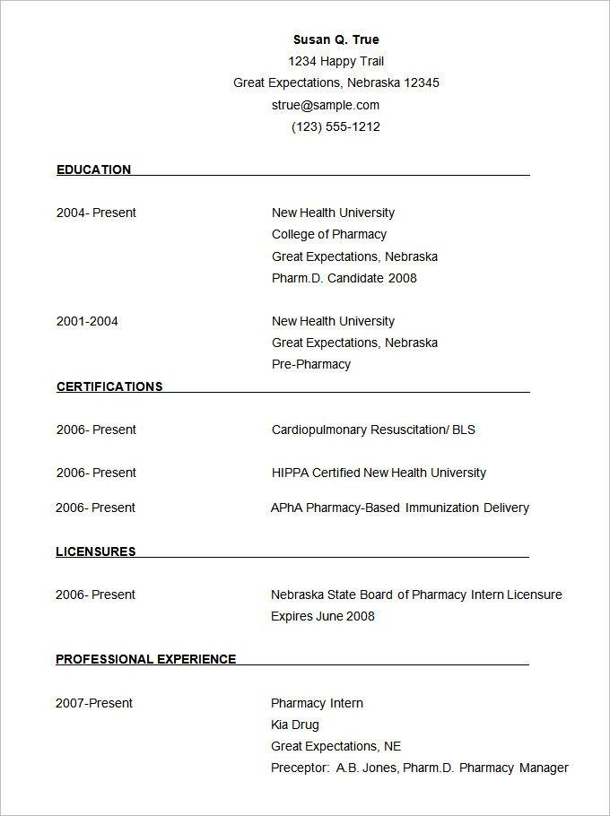 68 Cv Templates Pdf Doc Psd Ai Free Premium Templates Downloadable Resume Template Sample Resume Templates Cv Template Download