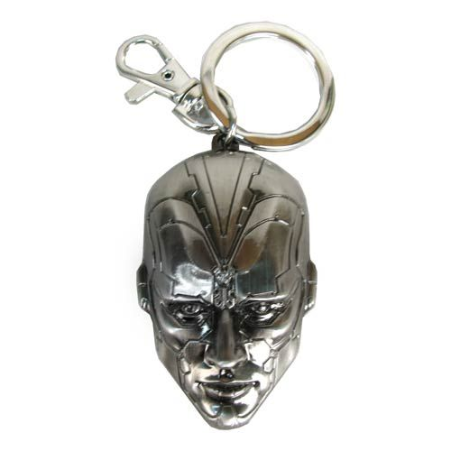 The Vision Pewter Keychain Marvel Avengers Age Of Ultron