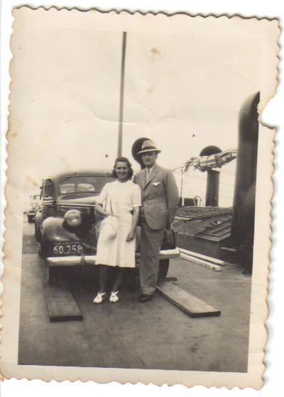 Grandparents from Sweeden