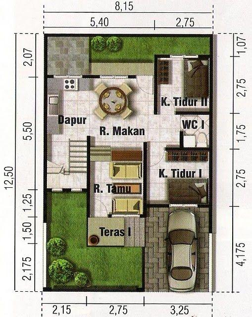 Pin De Yamelis En Proyecto Casa Planos De Casas Minimalistas Casa De Tres Pisos Planos De Casas