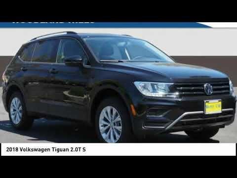 2018 Volkswagen Tiguan Woodland Hills Ca N902