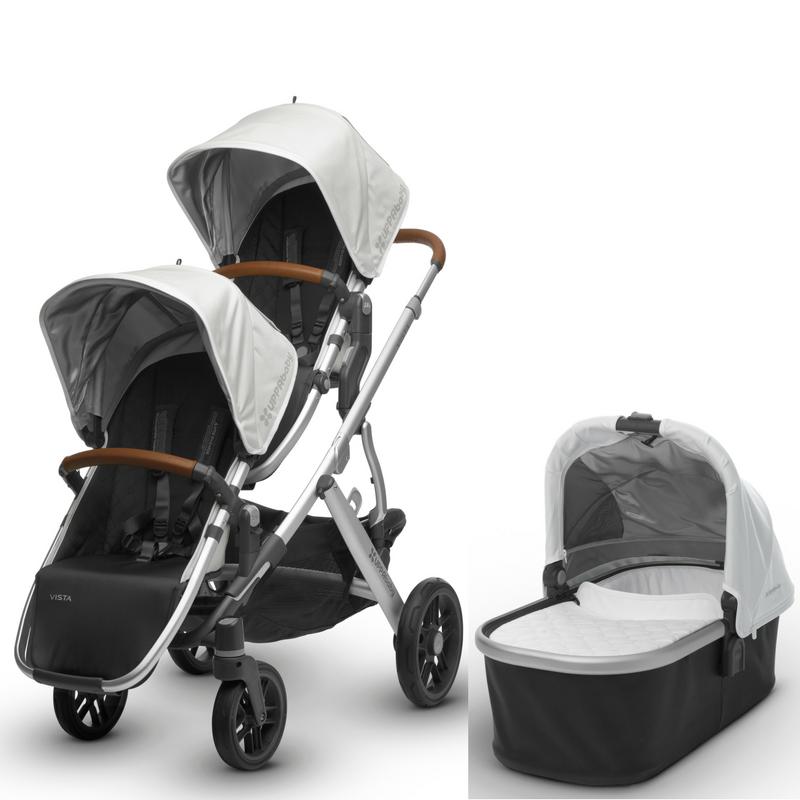 23++ Vista v2 stroller with bassinet info