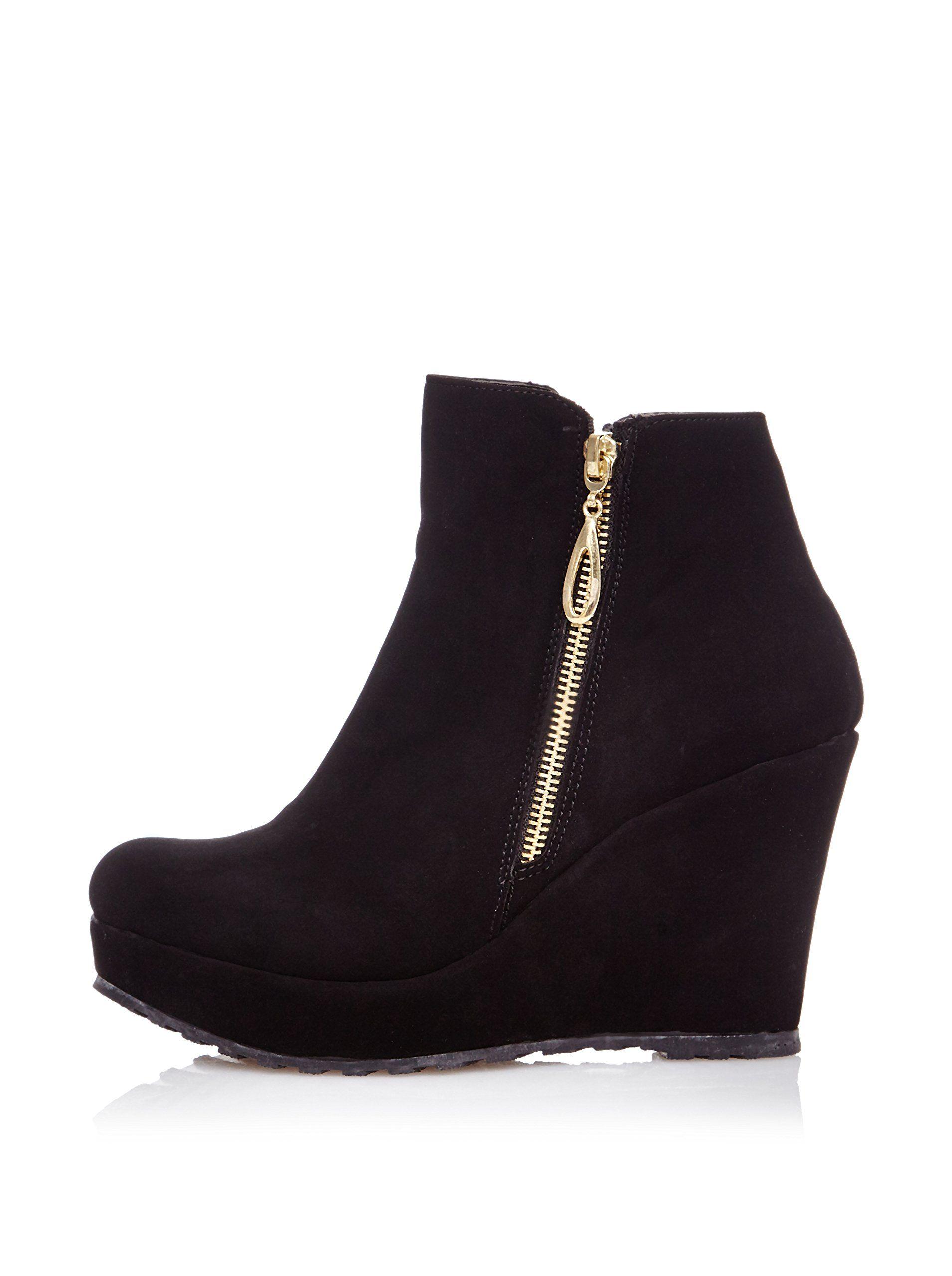 0a36260b0 Shoes Time Botines Cuña en Amazon BuyVIP