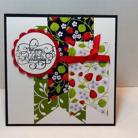 Stampin'dipity: Happy Birthday