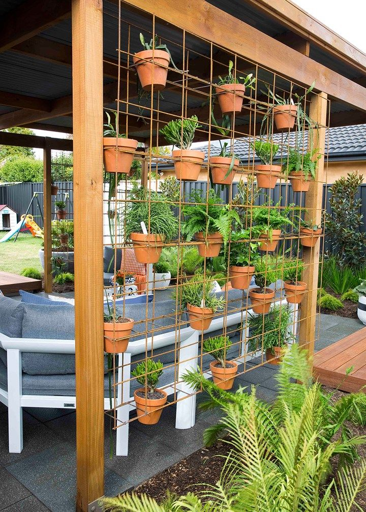 Inspired Ideas To Spruce Up Your Entertaining Area Better Homes And Gardens Outdoor Herb Garden Backyard Herb Garden Patio Herb Garden