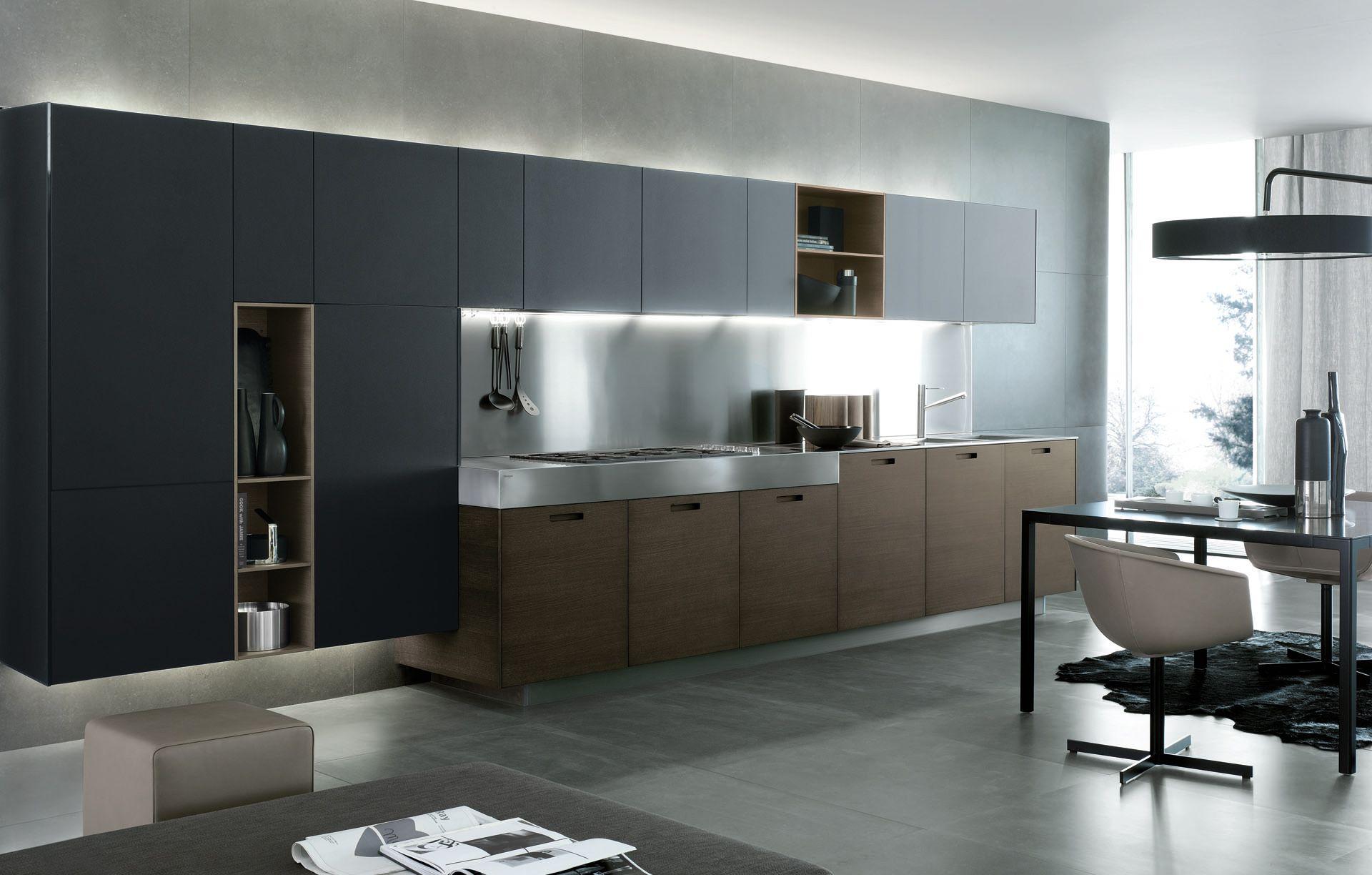 Kyton Kitchen Cabinetry Designedpoliform Kitchen Cabinetry Custom Poliform Kitchen Design