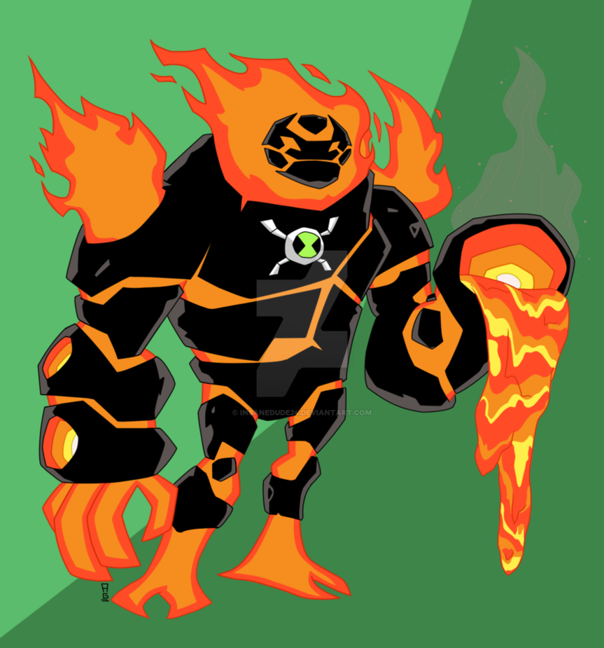 Heatblast | Ben 10 Wiki | Fandom