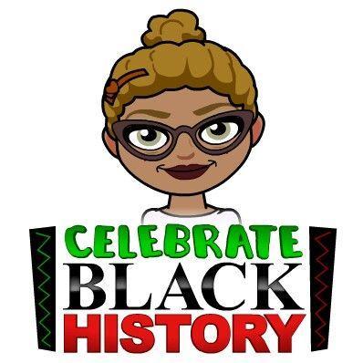 Bitmoji app Pretty black, Black history, Bitmoji app