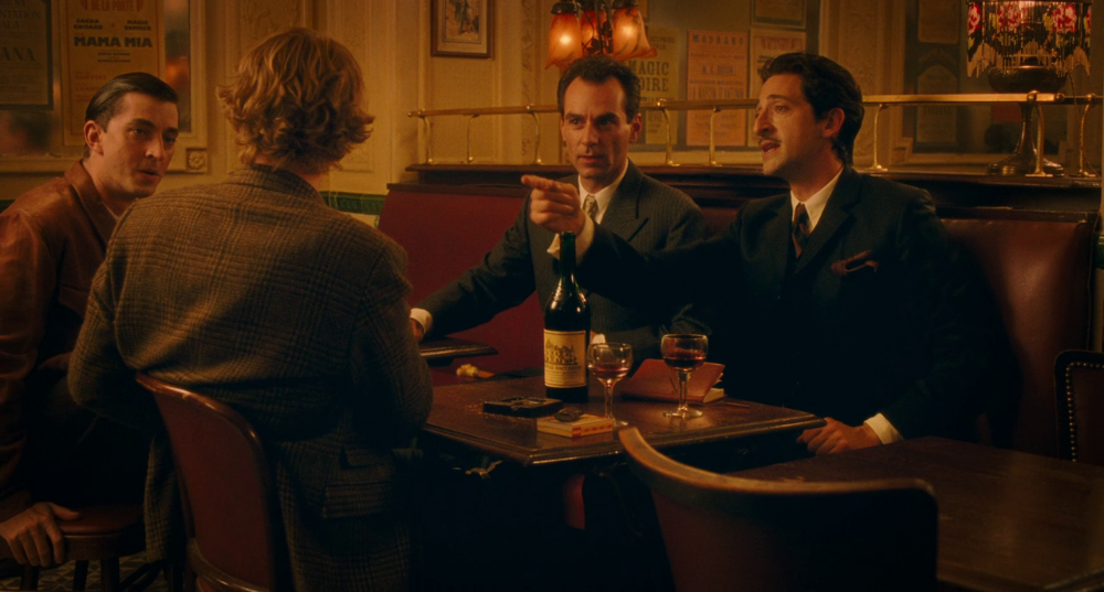 midnight in paris cafe - Google Search | Paris movie, Midnight ...