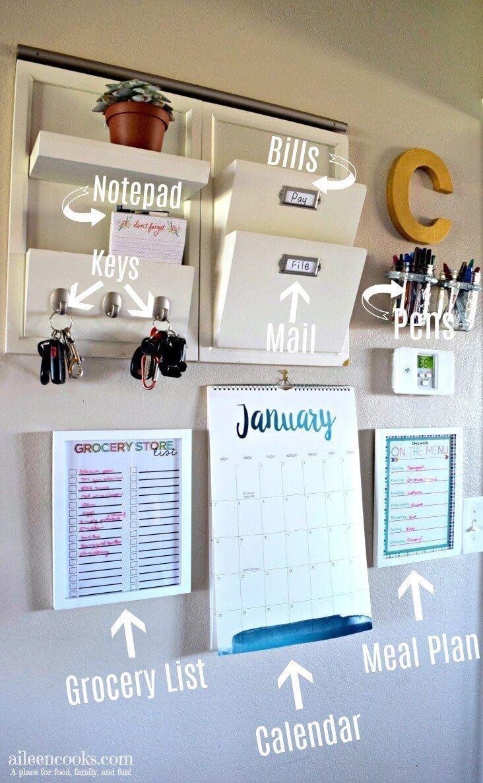 Photo of 17 Organisationstipps für jeden Raum in Ihrem Zuhause