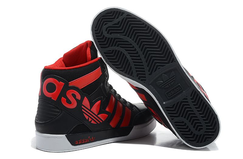 separation shoes ff567 86e41 Adidas Originals City Of Love 3 Generations Men S High Top Shoes Black